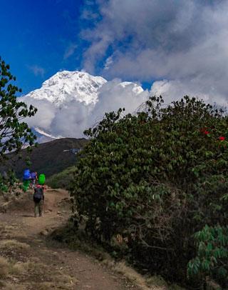 Ture în Nepal