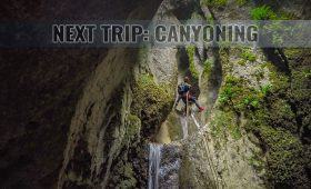 Canyoning Crivadia